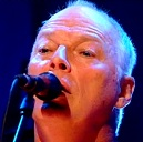 david gilmour on later live - close-up
