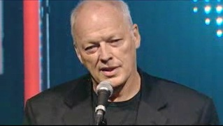 Q outstanding contribution 2008 - David Gilmour's speech
