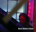 harry waters band album cover