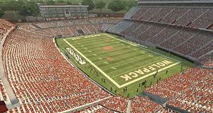 Carter-Finley Stadium, Raleigh