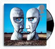 Pink Floyd 2010 stamp