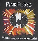Pink Floyd North American tour 1994