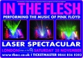 In The Flesh laser spectacular