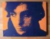 Syd Barrett - acrylic, by Eric Watson