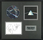 Roger Waters signed DSOTM for Cancer Research UK