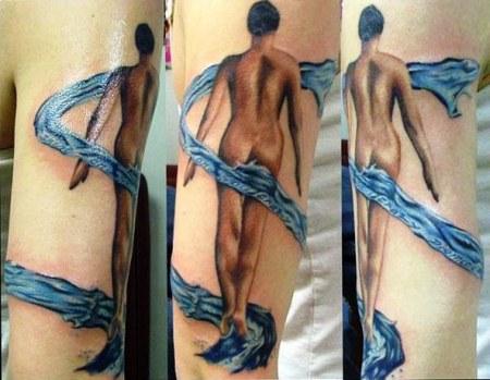 Tattoo - Tracy Rose