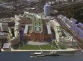 Planned development for Battersea Power Station