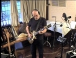 David Gilmour on Astoria during On An Island sessions