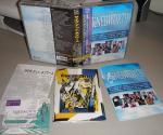 Japanese Knebworth 1990 set - contents