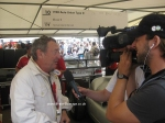 Nick Mason at the 2010 Goodwood Festival of Speed