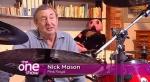 Nick Mason on The One Show