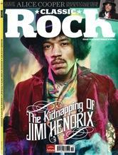 Classic Rock October 2011
