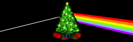 Dark Side of the Christmas tree...