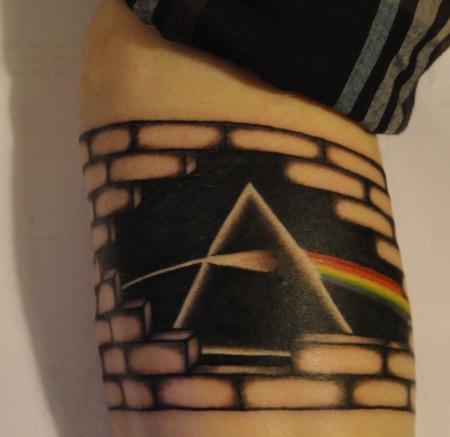 Mathew Williams tattoo