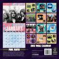 Pink Floyd 2012 Calendar
