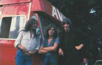 Alan Styles, Peter Watts, and Roger Waters