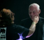 David Gilmour at Douglas Adams 60th Birthday Party