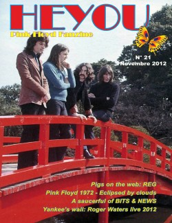 Heyou fanzine issue 21