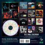 Pink Floyd 2013 Calendar