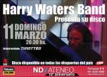 Harry Waters 2012 solo concert in Buenos Aires
