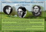 William Pryor Cambridge talk