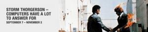 Storm Thorgerson - 2012 Chicago exhibition