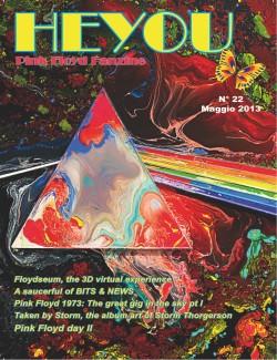 Heyou fanzine issue 22