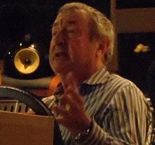 Nick Mason - Abbey Road Studios, London, March 22nd 2013