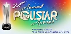 Pollstar Awards 2012