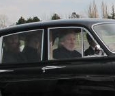 Roger Waters filming in France 2013