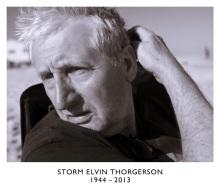 Storm Thorgerson memorial