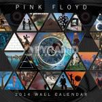 Official 2014 Pink Floyd calendar