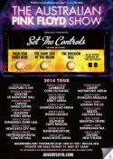 Australian Pink Floyd 2014 UK tour