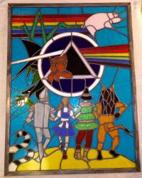 Darkside of Oz - completed panel