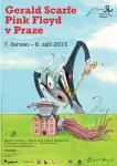 Gerald Scarfe exhibition in Prague