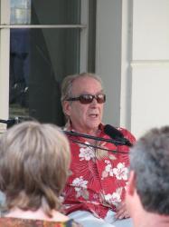 Gerald Scarfe in Prague, 2013