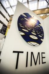 Ian Emes' Time exhibition in Birmingham