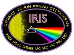 NASA Iris Mission patch