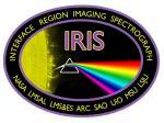 NASA Iris Mission patch