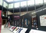 Outside The Wall - 2013 exhibition. Photo (c) Glenn Povey