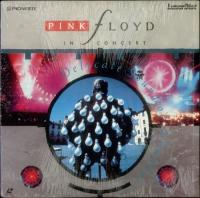 Pink Floyd - Delicate Sound of Thunder laserdisc