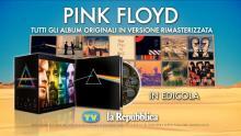 La Repubblica Pink Floyd reissues 2013