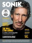 Sonik issue 87 - Roger Waters on cover