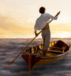 Pink Floyd The Endless River - boatman