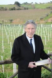 Roger Waters in Moletta, Italy, February 2014