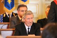 Roger Waters in Anzio, Italy, February 2014