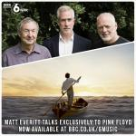 BBC 6 Music interview with David Gilmour and Nick Mason, October 2014