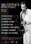 Ian Ritchie 2014 tour