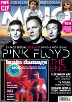 Mojo Magazine, December 2014 - Pink Floyd The Endless River special