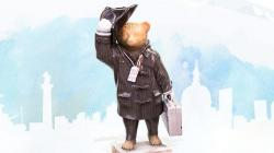 Nick Mason's Paddington Bear design